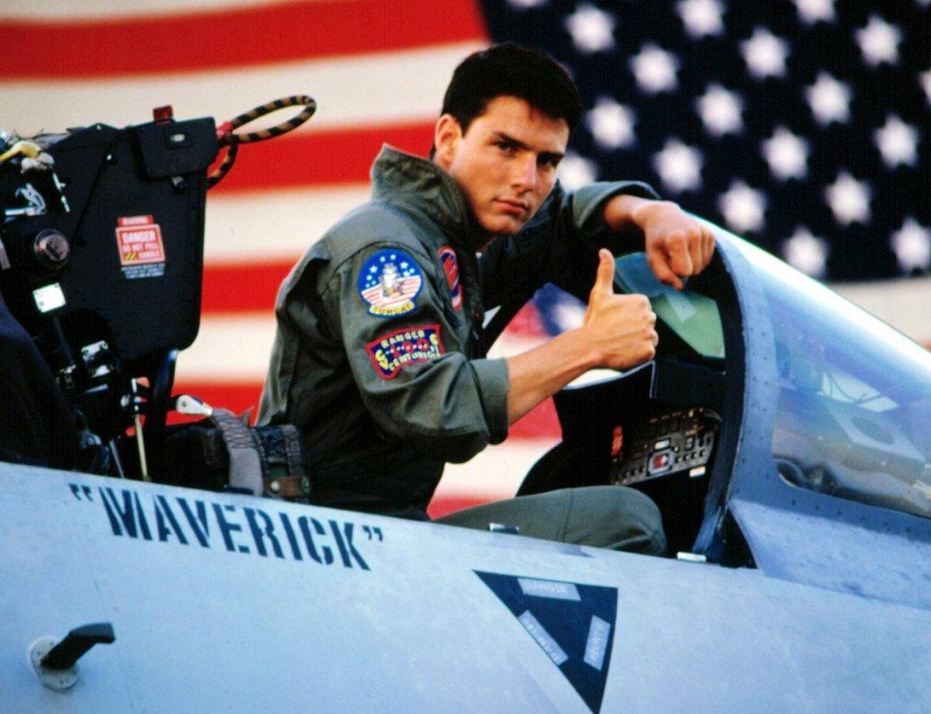 Горячие головы: Том Круз и Джерри Брукхаймер работают над Top Gun 2. - Изображение 1