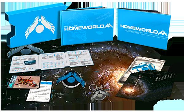 Масштаб улучшений Homeworld HD отметили сменой названия - Изображение 1