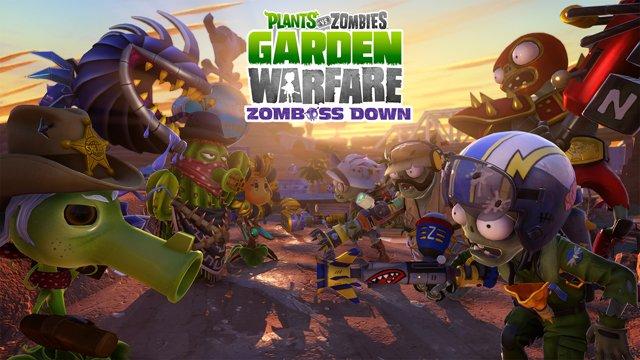 Plants vs. Zombies: Garden Warfare перенесут на PC в конце июня - Изображение 1