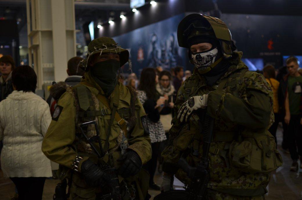 Фотоотчет с «Игромира» и Comic Con Russia, день 4 - Изображение 11