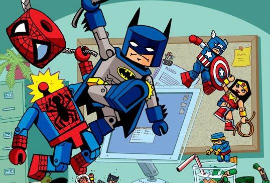 Фильмы по комиксам, которые мы увидим в ближайшие 6 лет [updated] - Изображение 6