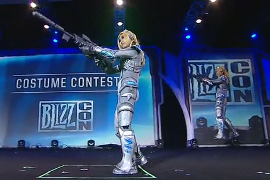 BlizzCon 2014. Конкурс костюмов - Изображение 76