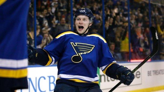 Российский хоккеист Тарасенко стал лицом NHL 17 - Изображение 1