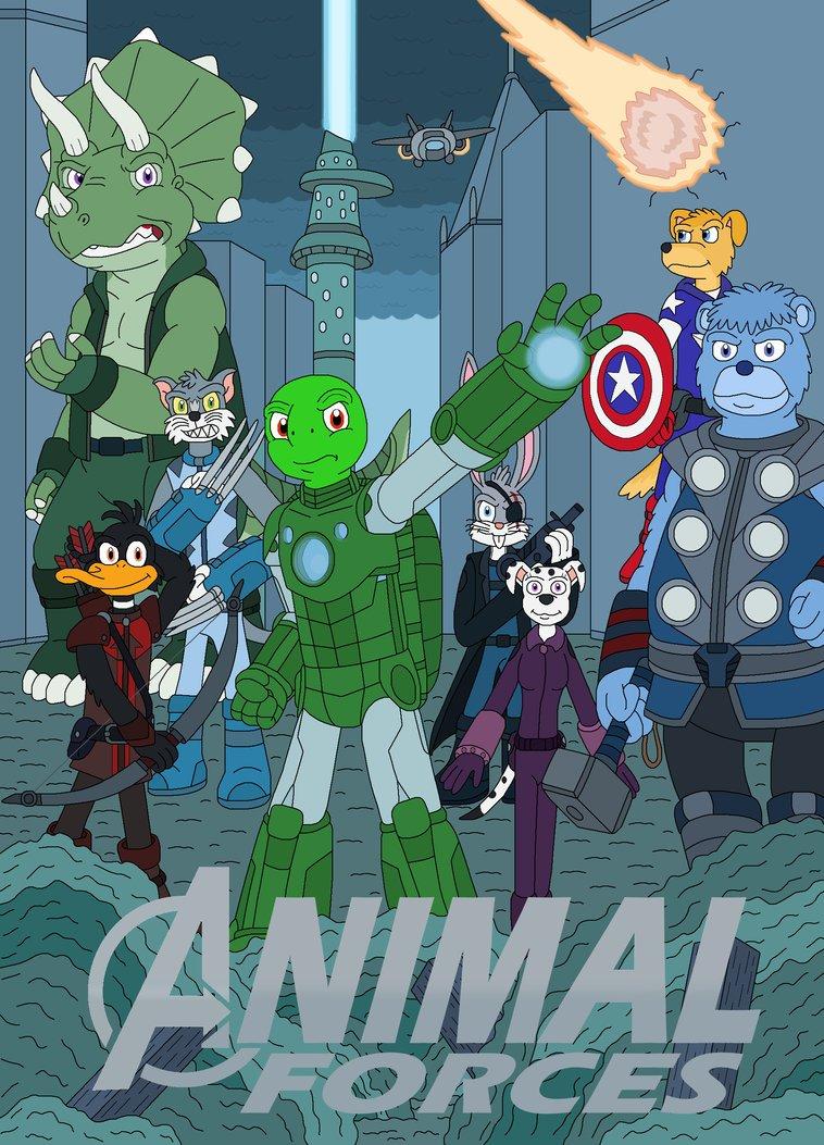 Галерея вариаций: Мстители-женщины, Мстители-дети... - Изображение 108