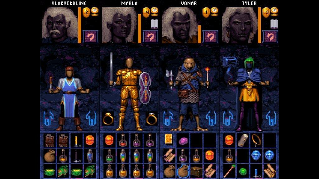 Menzoberranzan и еще 12 отличных игр по AD&D появились на GOG - Изображение 11