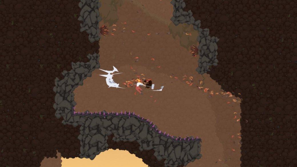 Prince of Persil: рецензия на Dustforce - Изображение 2