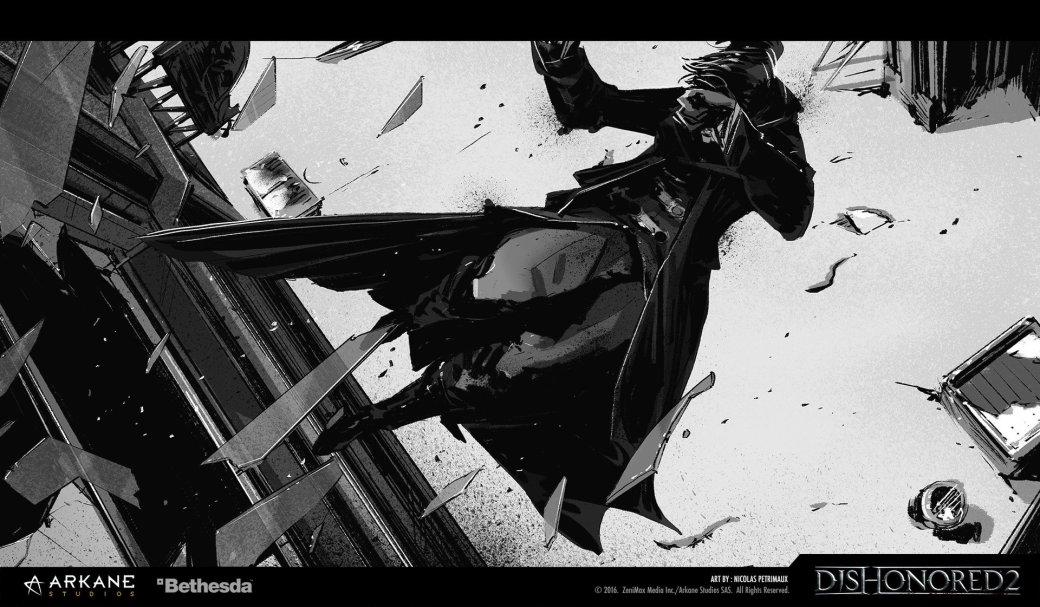 Потрясающие концепт-арты Dishonored 2 отхудожника игры - Изображение 10