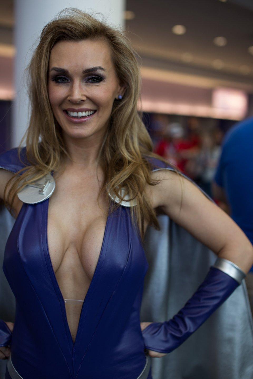 Пятерка самых горячих косплейщиц Comic-Con 2013. - Изображение 4