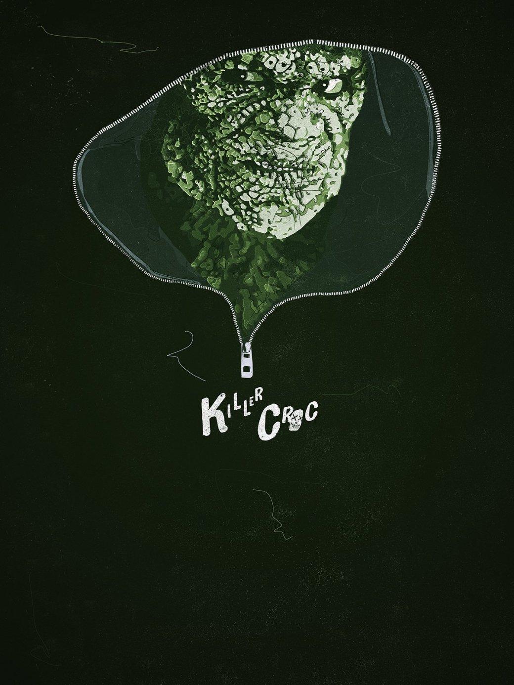 Арты «Отряда самоубийц», которые выглядят круче официальных постеров - Изображение 2