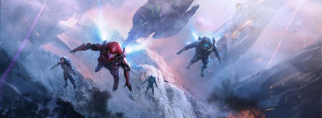 Рецензия на Halo 5: Guardians. Обзор игры - Изображение 2