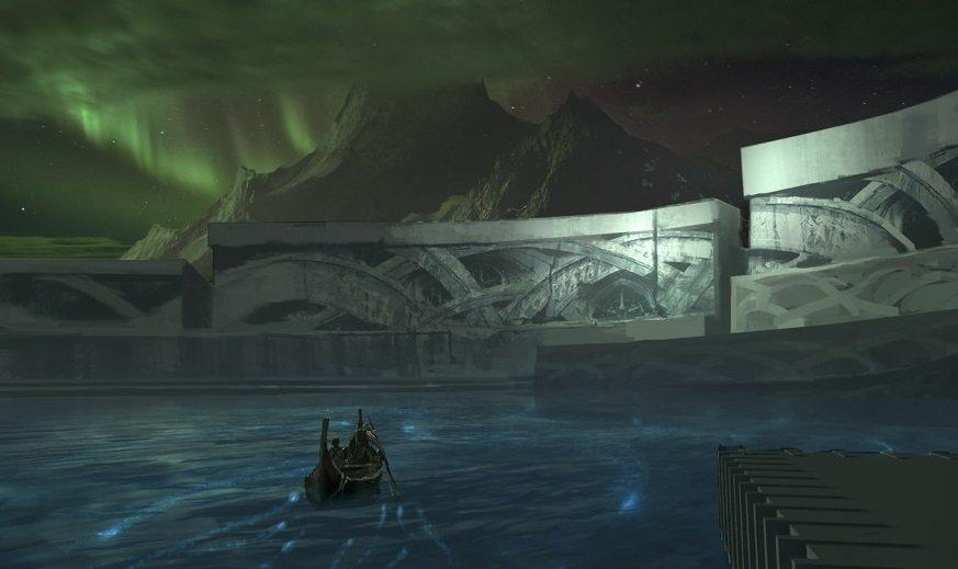 В God of War 4 Кратос отрастит бороду и отправится в Скандинавию - Изображение 1