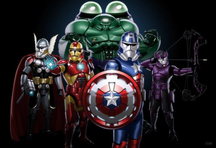 Мы проглядели пасхалки на тему  «Звездных войн» в киновселенной Marvel - Изображение 1