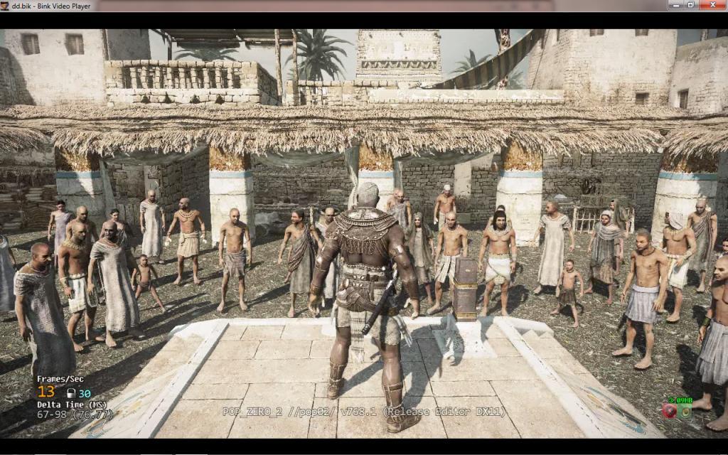Кадр прототипа Prince of Persia Zero 2 попал в Сеть - Изображение 1