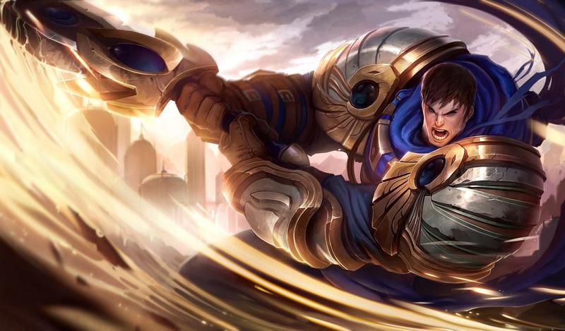 Китайская старушка встала на колени перед персонажем League of Legends - Изображение 1