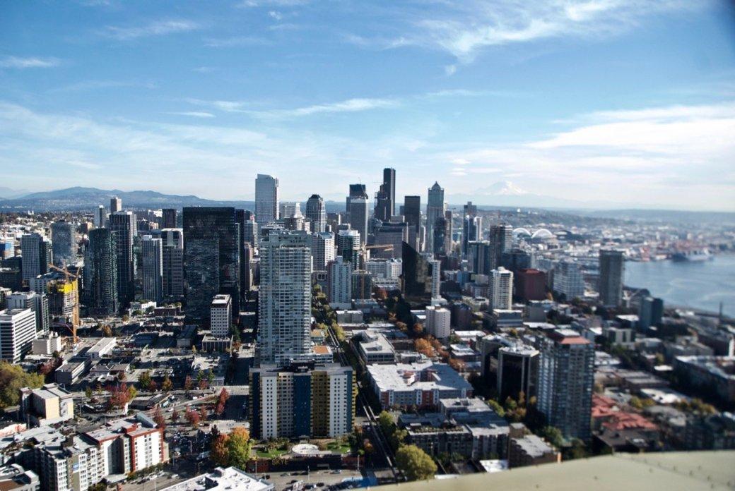 Тур по Сиэтлу – городу ветров, дождей и чаек. - Изображение 16