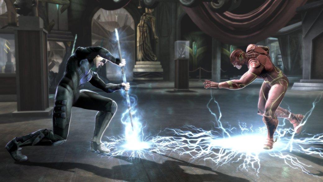Разработчик уточнил дату выхода Injustice: Gods Among Us - Изображение 1
