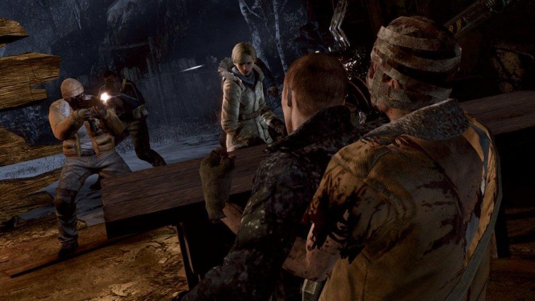 Resident Evil 6. Эксклюзивное интервью. - Изображение 5