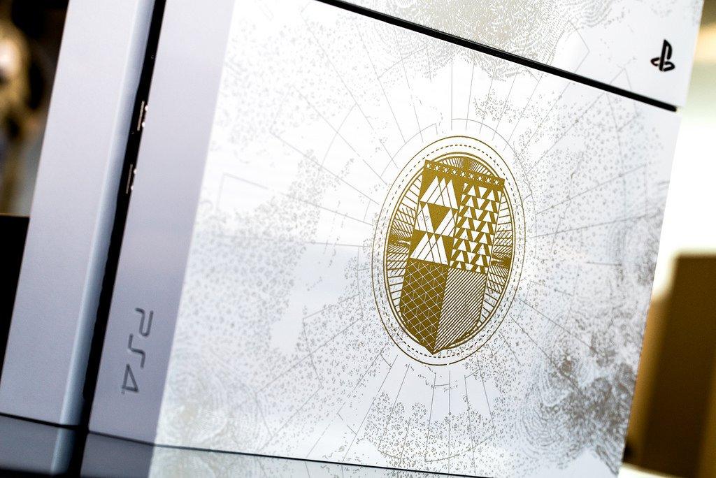 Конкурс по Destiny: выиграй PS4 Limited Edition и другие призы - Изображение 1
