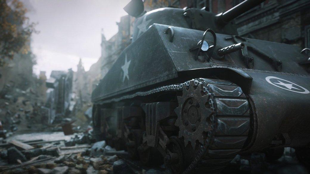 10 самых сочных гифок из трейлера Call of Duty: WWII. - Изображение 1