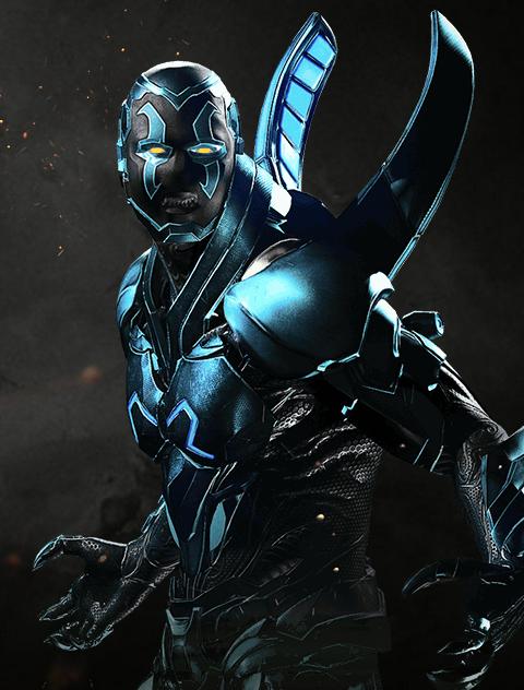 Разбираем новых героев Injustice 2. Кто такие Синий жук и Доктор Фэйт? - Изображение 5
