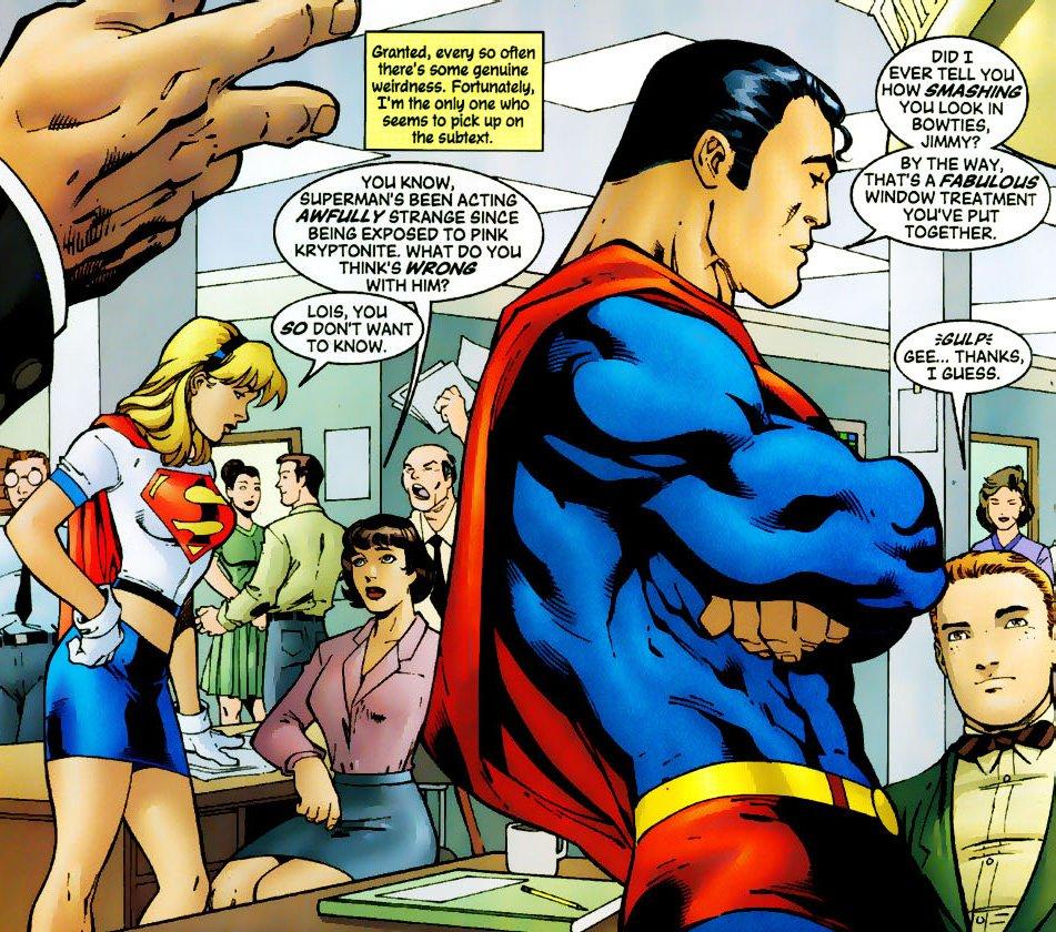 Тест Канобу: самые безумные факты о супергероях - Изображение 35