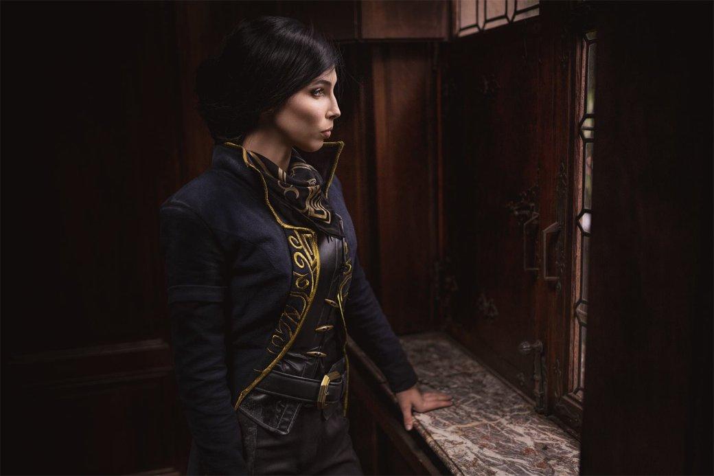 Косплей дня: Корво Аттано и Эмили Колдуин из Dishonored 2 - Изображение 3