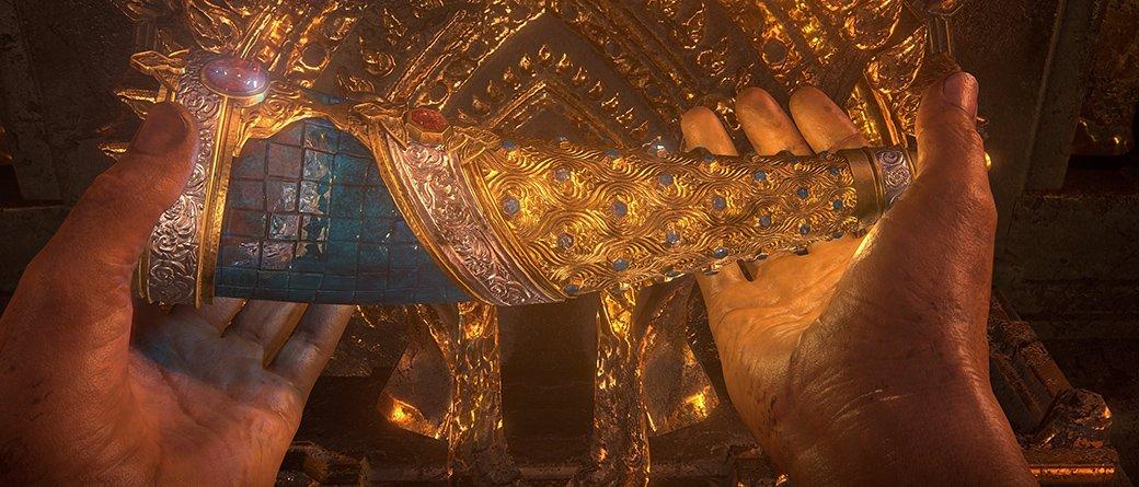 Индийская мифология и реальные места в Uncharted: The Lost Legacy. - Изображение 18