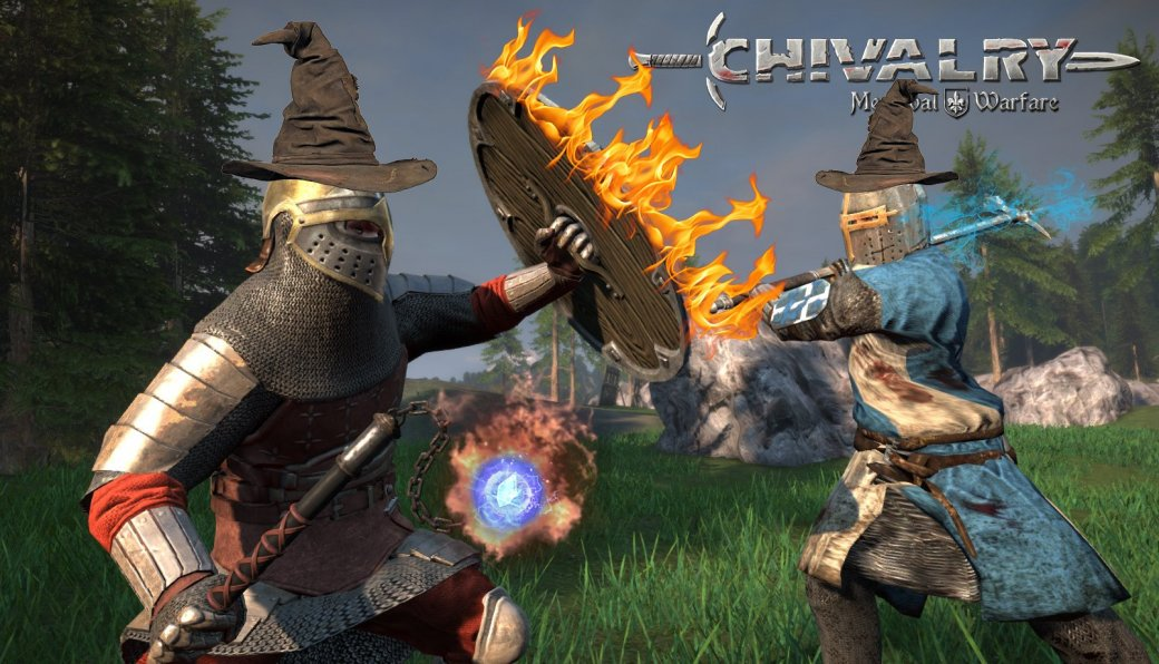 Torn Banner работает над фэнтези-версией Chivalry: Medieval Warfare - Изображение 1