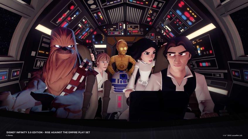 Disney Infinity 3.0: знакомим Соло и Асоку в трех кампаниях Star Wars - Изображение 3