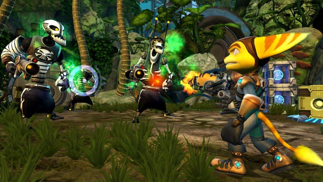 Перезапуск Ratchet & Clank привел критиков в восторг - Изображение 3