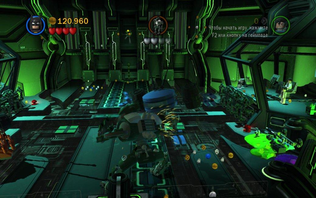 Рецензия на LEGO Batman 2: DC Super Heroes - Изображение 4
