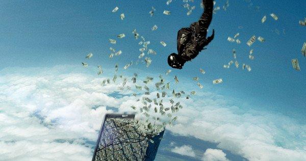 Бесплатное DLC по фильму «На гребне волны» для Payday 2. - Изображение 1