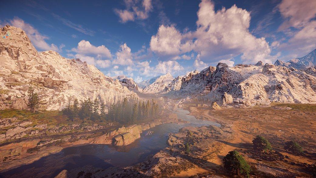Все красоты мира Horizon: Zero Dawn. - Изображение 39