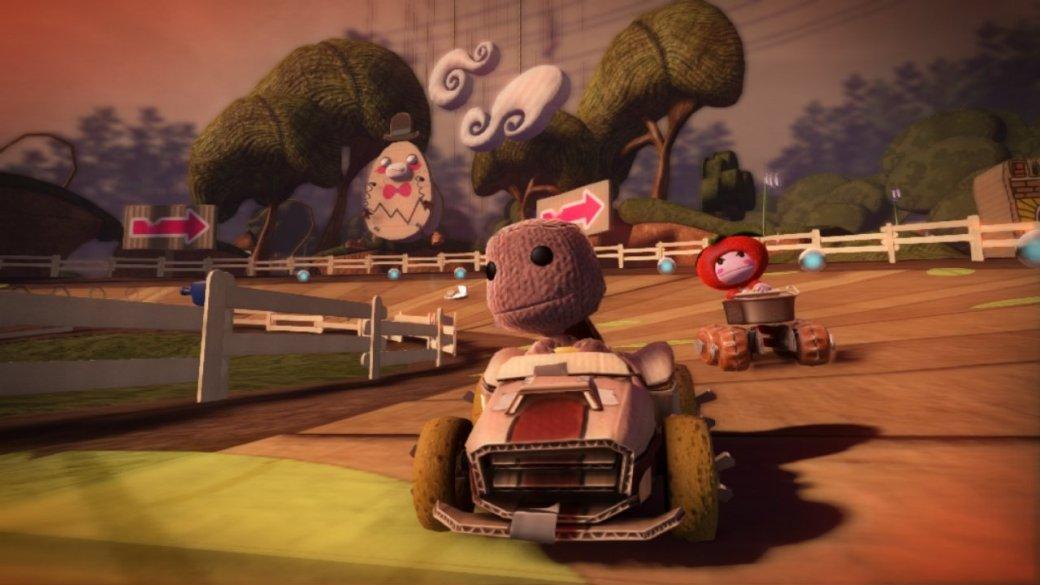 LittleBigPlanet Karting - первые впечатления - Изображение 1