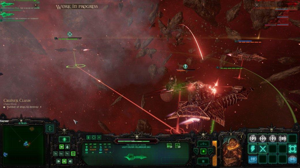 Почему стоит поиграть в Battlefleet Gothic: Armada - Изображение 7