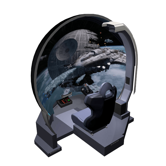 Игровой автомат по Star Wars за $35 тыс: какой там Battlefront! - Изображение 3