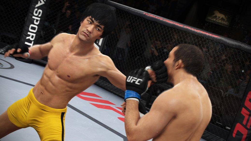 В UFC 2 снова участвует Брюс Ли - Изображение 1
