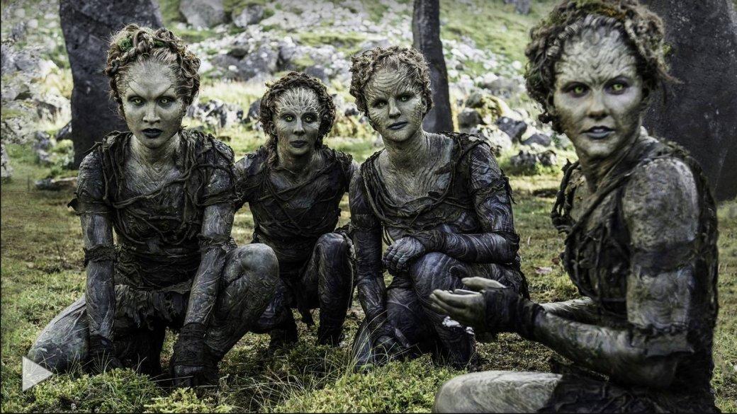 Мифы «Игры престолов»: кто такие Белые ходоки, Дети Леса, Азор Ахай?. - Изображение 2