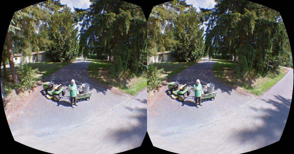 Разработчица отправила умирающую бабушку в путешествия с Oculus Rift  - Изображение 2