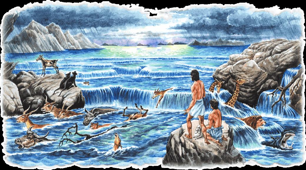 Как пережить ветхозаветный потоп. Инструкция по Библии. - Изображение 4