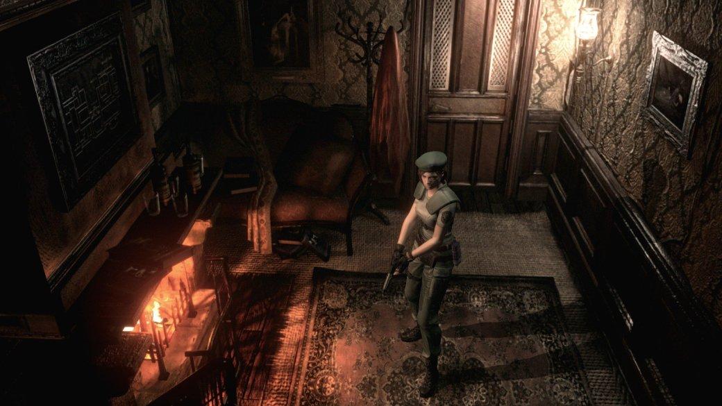 Resident Evil HD Remaster понравилась игрокам и критикам - Изображение 1