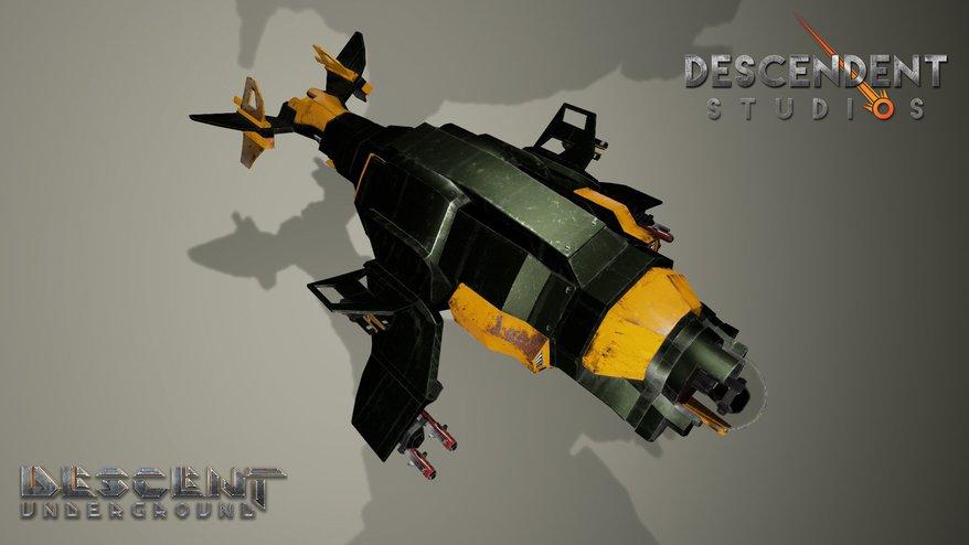 Descent Underground собрала $600 тыс для разработки 1-го модуля игры. - Изображение 3