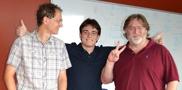 Сотрудник Valve стал научным руководителем Oculus VR. - Изображение 1