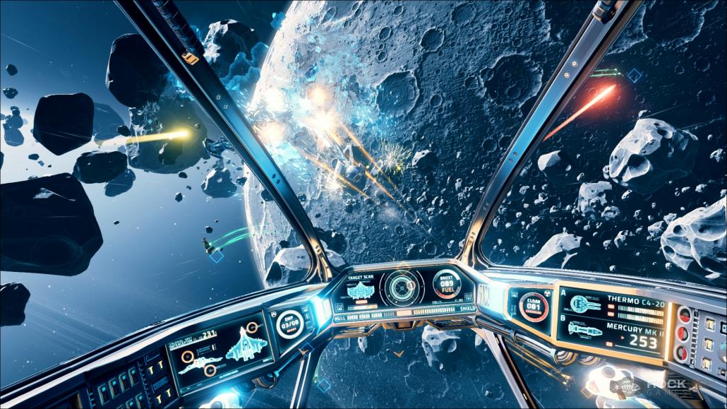 Космосим Everspace прошел Kickstarter: игра одобрена Крисом Робертсом. - Изображение 5