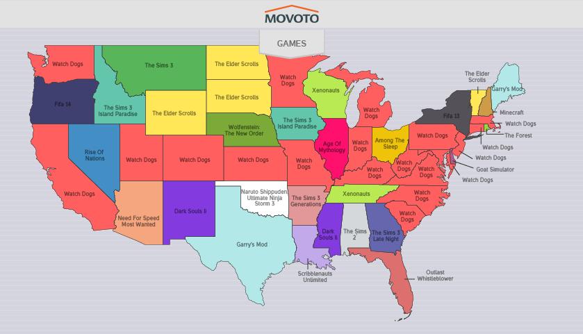 Watch Dogs попала на пиратскую карту США 19 раз - Изображение 1