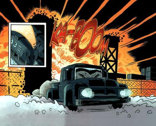 Комиксы: The Intrepids - Изображение 5