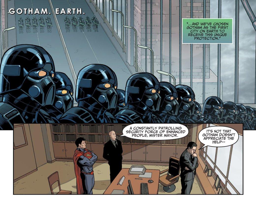 Что происходило во вселенной Injustice до событий первой игры. Часть 1 - Изображение 30