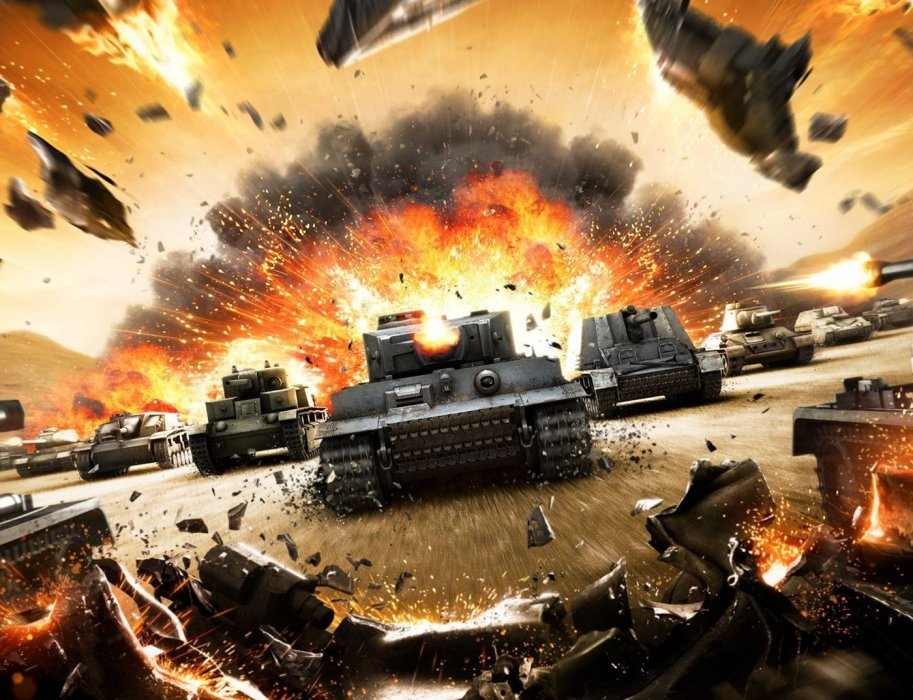 Внимание, танки! История успеха Wargaming - Изображение 1