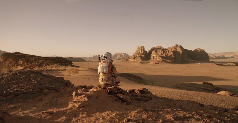 Первые кадры «Марсианина» Ридли Скотта уже порождают мемы - Изображение 1