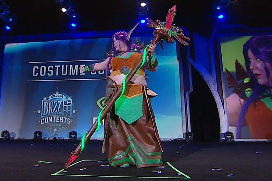 BlizzCon 2014. Конкурс костюмов - Изображение 65